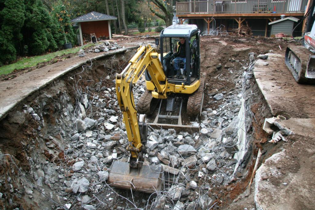 Excavation & Site Preparation
